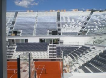 Nuovo Stadio Centrale del Tennis – Roma