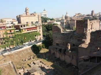 Domus Tiberiana – Rome