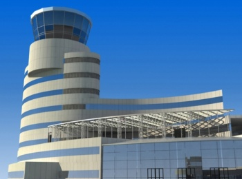 The new control tower - Milano Linate