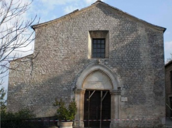 Chiesa di Santa Maria ad Cryptas – Fossa (AQ)