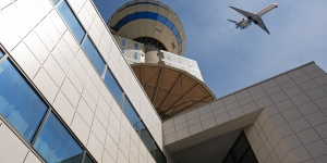Technological building and Control Tower - Airport of Milano Malpensa