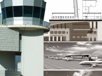 Airport control tower - Comiso (RG)