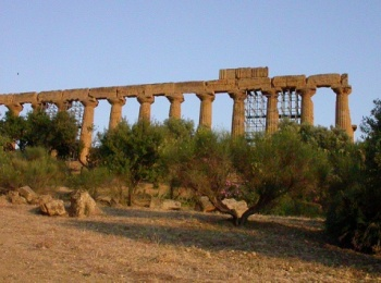 Temple of Juno – Agrigento