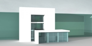 "Enav compound ""Roma ACC"" New hall building – Ciampino (RM)"