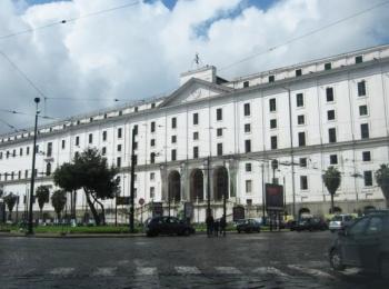 Real Albergo dei Poveri – Naples