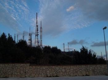 Radar Site - M.te Erice (TP)