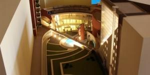 Ex stabilimento Campari, Roma. Realizzazione di un complesso di edifici ad uso uffici, residenziale e commerciale.