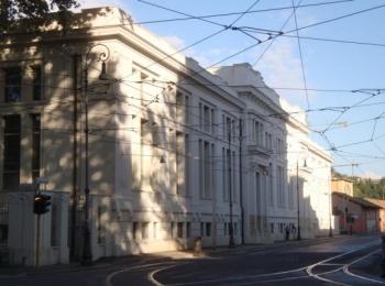 """""""Palazzo degli Esami"""" in via Induno – Roma"""