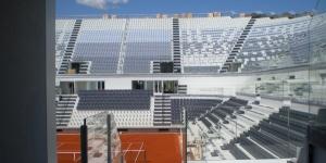 Tennis Central stadium – Roma