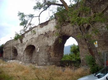 "Roman Aqueduct ""Anio Novus"" – Tivoli (RM)"