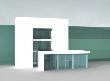 Nuovo Edificio Hall Roma ACC – Ciampino (RM)