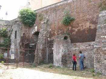 Tarpeian rock - Capitoline Hill - Rome