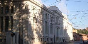 """Building in via Induno named """"Palazzo degli Esami"""" – Rome"""