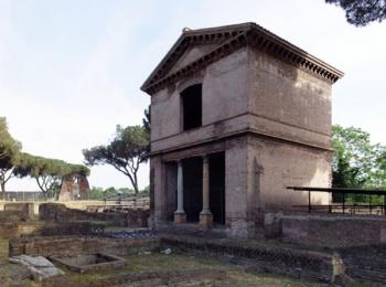 Mausoleo dei Valeri - Roma