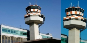 Control Tower - Airport of Venezia Tessera