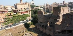 Domus Tiberiana – Roma