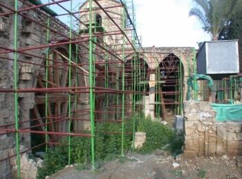 Armenian Church and monastery – Nicosia (Cyprus)