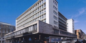 Office Building in via Curtatone – Rome