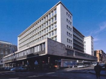 Office Building in via Curtatone – Rome