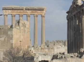 Tempio di Giove e Tempio di Bacco a Baalbek