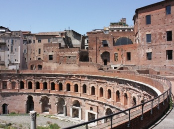 Trajan's market – Rome